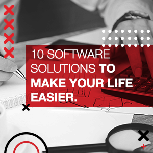10 Software Solutions To Make Your Life Easier