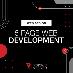 5 Page Web Development Package