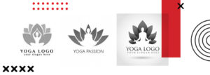 Similar Yoga Logo Designs